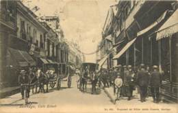CHILI - SANTIAGO - Calle Estado - Chili