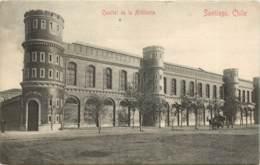CHILI - SANTIAGO - Cuartel De La Artilleria - Chili