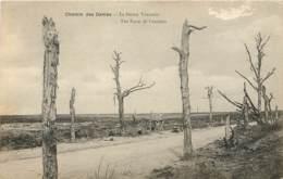 CHEMIN DES DAMES - LA FERME VAUXRAIN - AISNE - Guerra 1914-18