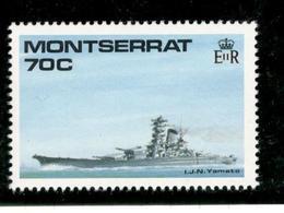 10672 - 2EME GUERRE MONDIALE - Montserrat