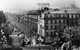 PIE-RO-18-7261 : MARSEILLE BOULEVARD SAINT CHARLES. SPLENDIDE HOTEL. - Marseille