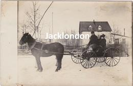 CANADA MANITOBA HAYWOOD  Carte Photographique 10 Février 1912  Eugénie - Other