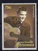 MICRONESIA. CELEBRITIES. ELVIS PRESLEY. MNH (2R0131) - Elvis Presley