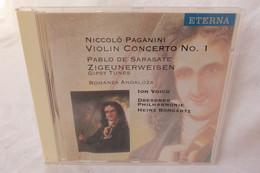 "CD ""Dresdner Philharmonie / Ion Voicu / Heinz Bongartz"" Paganini, Sarasate - Classical"