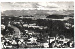Fribourg Et Les Alpes - FR Fribourg