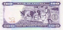 ERITREA P.  8 100 N 2004 UNC - Erythrée