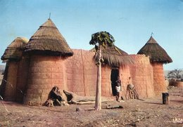 Dahomey - Case Samba - Natitingou - Dahomey
