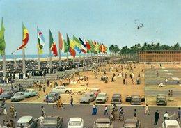 Dahomey - Cotonou - Cars - Dahomey
