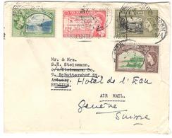 10680 - Pour La SUISSE - Trinité & Tobago (1962-...)