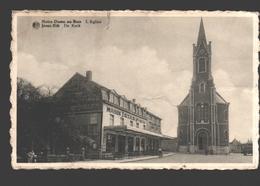 Jezus-Eik / Notre-Dame-au-Bois - De Kerk - Café Maison Istas Frères - Photoplastifix - Overijse