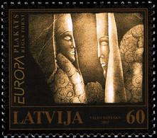 Latvia 2003 Mi 590 EUROPA 2003 - Latvia