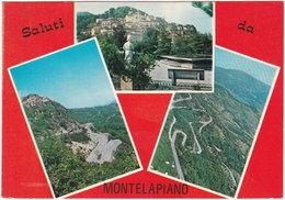 Gf. Saluti Da MONTELAPIANO - Chieti