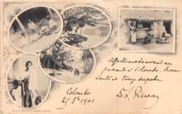 Ceylon  / Colombo - 199 - Beau Cliché - Belle Oblitération - Sri Lanka (Ceylon)