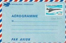 Aérogramme Neuf 1001 AER - PAP:  Varia (1995-...)