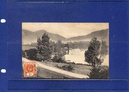##(DAN1812)-Sri Lanka (Ceylon)- Nuwera Eliya Lake - Used 1917 To Paris-France-scarce Nuwera Eliya Lake Cancel - Sri Lanka (Ceylon)