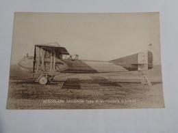 """Aéroplane Caudron ,type  """"R-XI """"corps D' Armée """" - 1919-1938: Entre Guerres"""