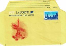 Aérogramme Neuf  1013 AER - Postal Stamped Stationery