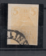 Estland Estonia 1919 Michel 5 O - Estonie