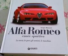 ALFA-ROMEO-CUORE-SPORTIVO-di-SERGIO-MASSARO-CORSE-PILOTA-SPORT - Motori