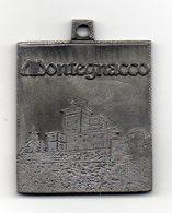 Italia - Medaglia Di Montegnacco Frazione Del Comune Di Cassacco (Udine) - Vedi Foto - (MW1946) - Italia
