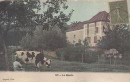 Gif Sur Yvette : Le Moulin - Gif Sur Yvette