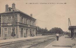 Gif Sur Yvette : L'Interieur De La Gare - Gif Sur Yvette
