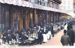 75 - PARIS  - Café De La Paix - Cafés, Hôtels, Restaurants