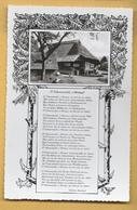 C.P.M. Poeme Allemand - O Schwarzwald , O Heitmat ! - Cartes Postales