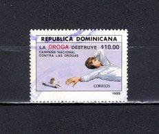 Rep. Dominicana   1989 .   Y&T Nº    1055 J - Dominicaine (République)