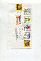 Belegeposten / 17 Belege (1/201-80) - Briefmarken