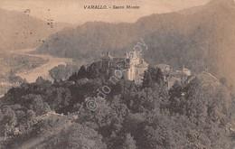 Cartolina Varallo Sacro Monte 1925 - Vercelli