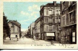 N°67194 -cpa Le Havre -rue De L'Alma- - Le Havre