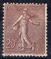 France YT N° 131 Neuf ** MNH. Signé Calves. TB. A Saisir! - Frankreich