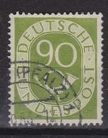 ALLEMAGNE RFA 1951 :  Timbre Y&T24,  Oblitéré - BRD