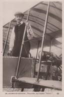 Locomotion Aérienne_ PAULHAN Sur Son Biplan  SM) - Aviateurs