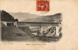 D66  CERET  Pont Double Du Vilar - Ceret