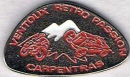 VENTOUX  RETRO PASSION - CARPENTRAS - Motorbikes