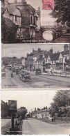 13 CP DIVERS ANGLETERRE Vers 1905 - 1915 - Cartes Postales