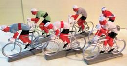 Lot De 6 Coureurs Cyclistes - Autres