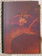 Marc N'Guessan - Aberzen. T 3. Au-delà Des Mers Sèches / 2003 EO TL - Livres, BD, Revues