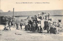91 - ESTOUCHES - Environs De Méréville - La Batterie Au Petit-Villiers - SUPERBE ! - Altri Comuni
