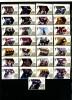 GREAT BRITAIN - 2012 OLYMPIC GAMES GOLD MEDAL WINNERS SET OF 29 SINGLES MINT NH - 1952-.... (Elizabeth II)