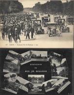 Paris Souvenir Et Avenue Du Bois De Boulogne - Sets And Collections