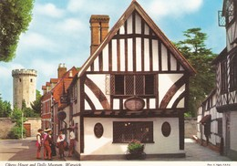 Postcard Okens House And Dolls Museum Warwick [ John Hinde ] My Ref  B23223 - Warwick