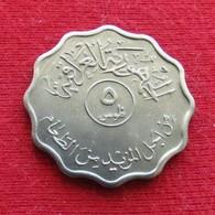 Iraq 5 Fils 1975 FAO F.a.o.  Iraque Irak UNCºº - Iraq