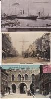 18 CP  15 De SOUTHAMPTON + 3 De LIVERPOOL - Cartes Postales