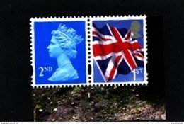 GREAT BRITAIN - 2015  MACHIN  2nd+1st UNION JACK  LITHO  EX  PRESTIGE BOOKLET  MINT NH - 1952-.... (Elizabeth II)