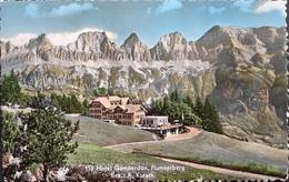FLUMSERBERG Hotel Gamperdon A. Kurath - SG St. Gallen