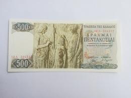 GRECIA 500 DRACME 1968 - Grèce