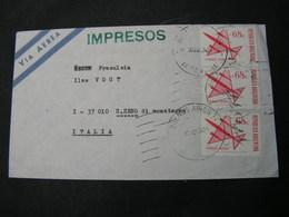 BA Cv, 1974  Rear Franking To Italy - Argentinien